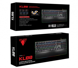 6933048500284 מקלדת KL-88 JEDEL-GAMING-4